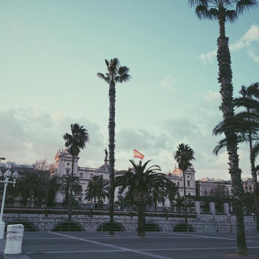 4 Days Spent inBarcelona