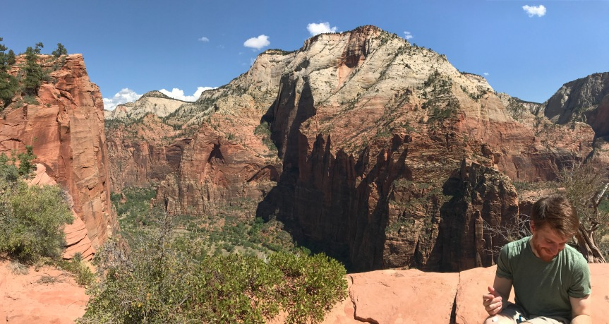 Experiencing Zion National Park in Two and a Half Days